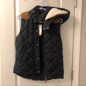 Navy blue H&M vest